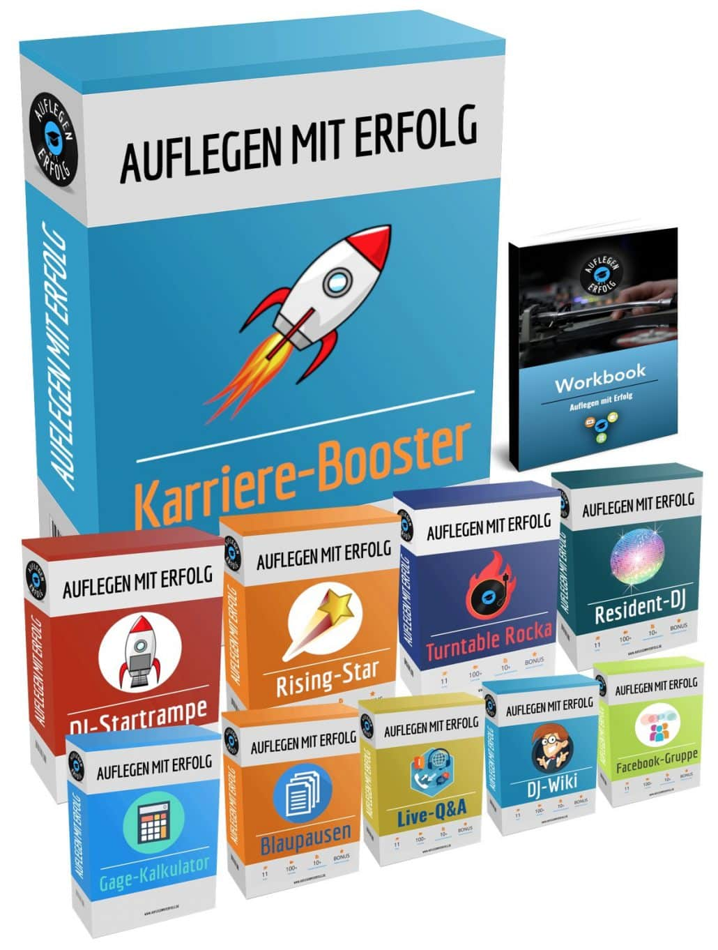 Karriere-Boster Bundle